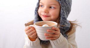 فوائد الكاكاو للاطفال