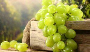 فوائد العنب الأخضر لعضلة القلب
