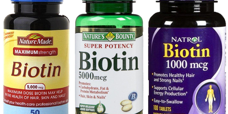فوائد biotin