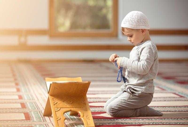 ايات قرانية عن تربية الابناء