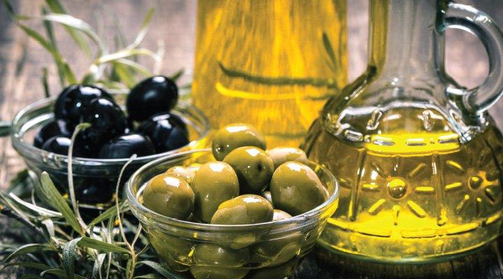 فوائد زيت الزيتون للصدر