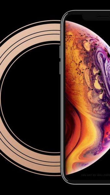 خلفيات iphone x max