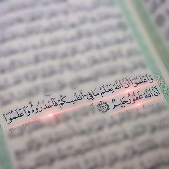 آيات قرآنية لضبط النفس
