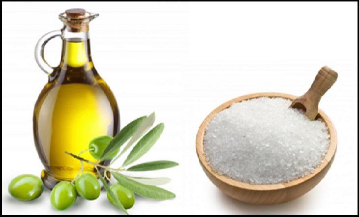 فوائد زيت الملح للعظام