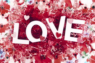 خلفيات love