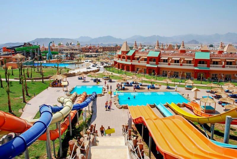 الاماكن الترفيهية في شرم الشيخ