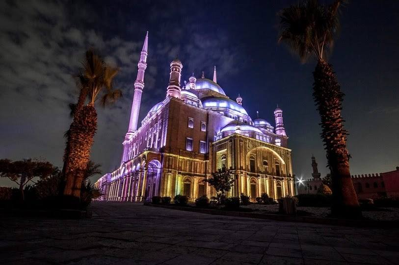 الاماكن السياحية فى القاهرة