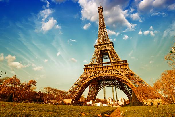 الأماكن السياحية في باريس