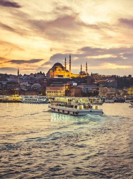 اماكن سياحية في تركيا للعرسان