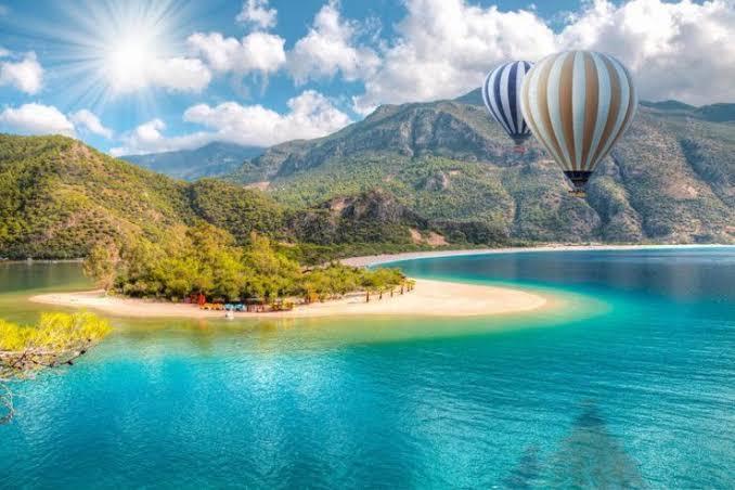 اماكن سياحية في فتحية تركيا