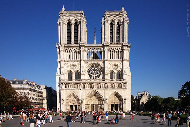 أماكن سياحية في باريس للشباب