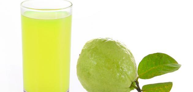 فوائد عصير الجوافه للحامل