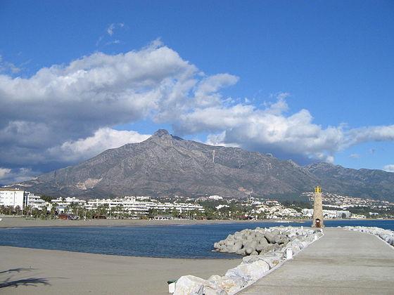 الأماكن السياحية في ماربيا أسبانيا