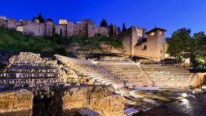 المسرح الروماني