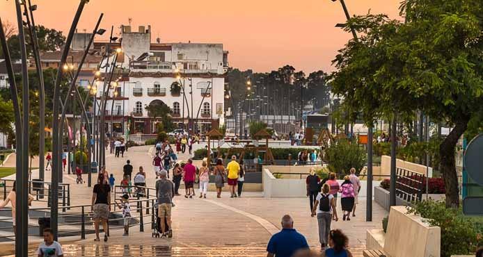 مناطق سياحية في أسبانيا
