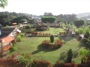 حديقة بوخاريست النباتية