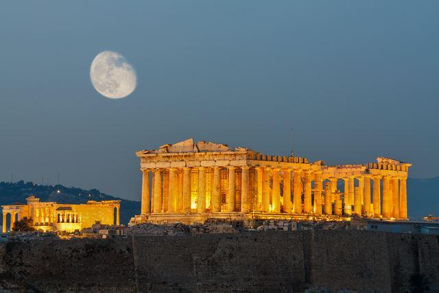 افضل الأماكن السياحية في أثينا