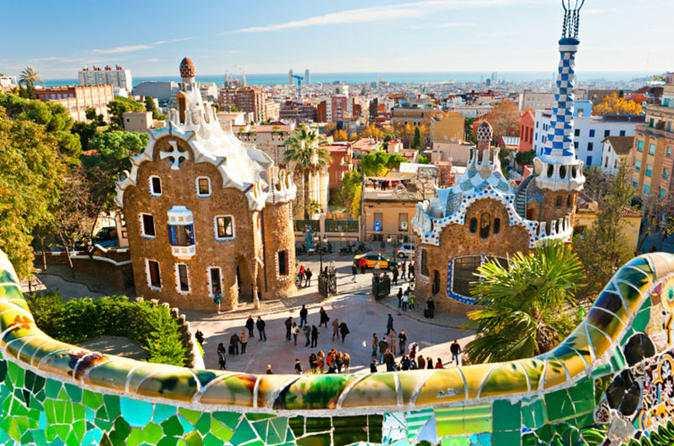 اهم الأماكن السياحية في برشلونة