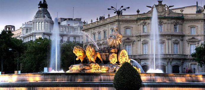 الأماكن السياحية في مدريد