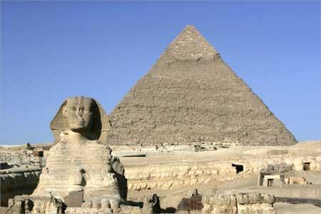 اسرار الاهرامات الفرعونية