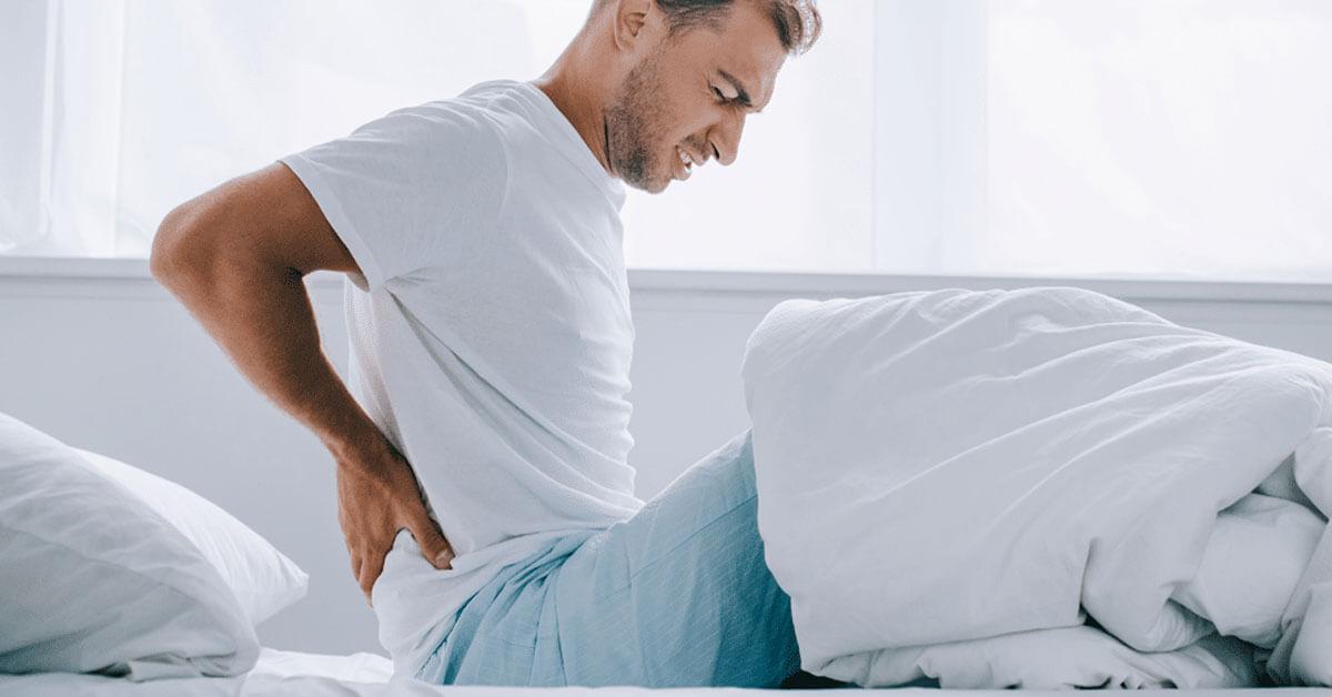 أسباب ألم المفاصل عند الاستيقاظ من النوم