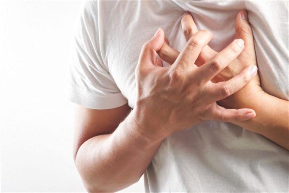 اسباب الم القلب والكتف الايسر الجواب