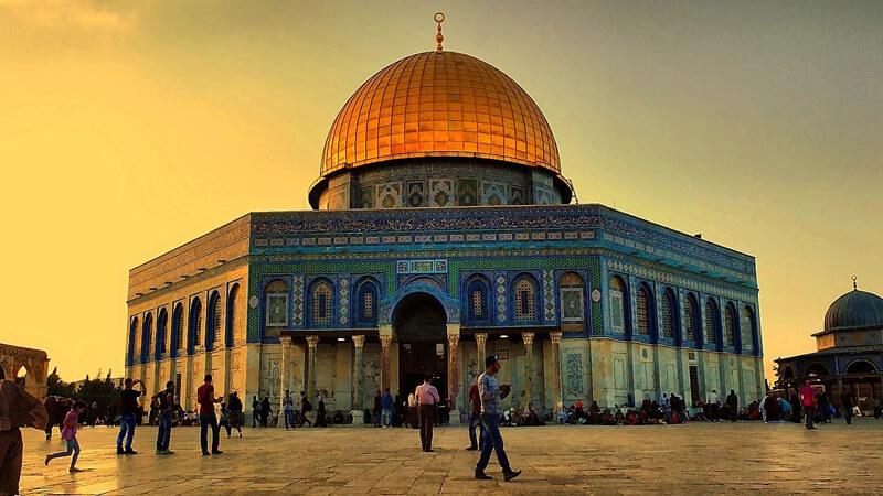 قصيدة عن القدس لتميم البرغوثي