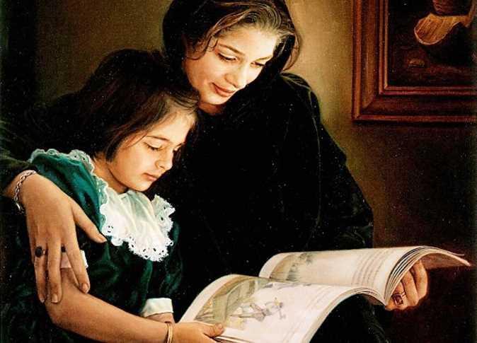 قصيدة قصيرة عن الأم لاحمد شوقي
