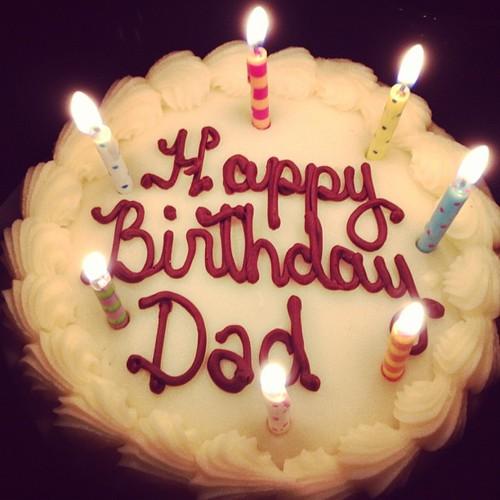 بوستات عن عيد ميلاد الاب
