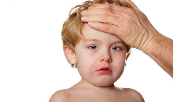 اسباب التهاب السحايا عند الاطفال