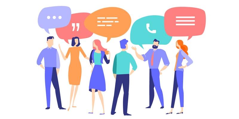 موضوع تعبير عن اداب الحديث واداب الاستماع الجواب