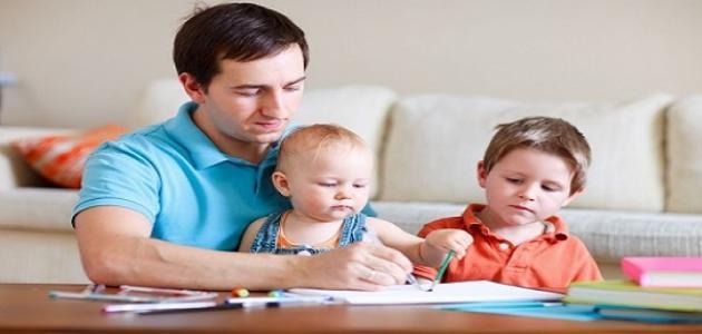 أحاديث عن تربية الاولاد