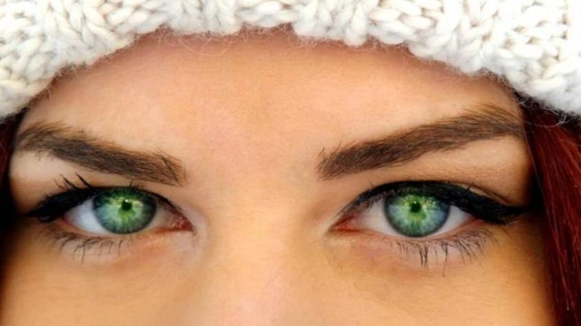 عبارات عن العيون الخضراء
