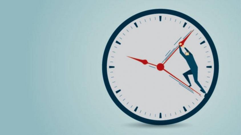 موضوع تعبير عن الوقت