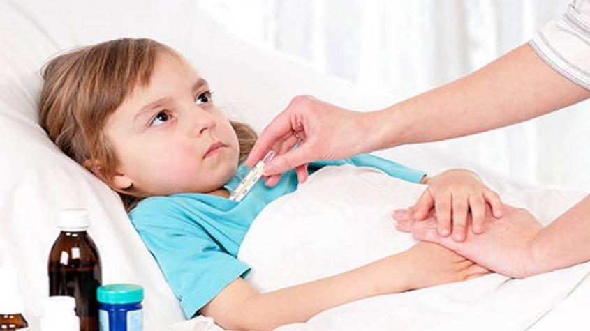 اسباب التيفود عند الاطفال