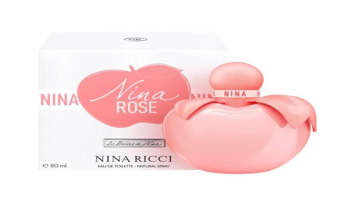 مكونات عطر نينا ريتشي روز