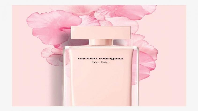 مكونات عطر نارسيسو الوردي
