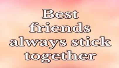 براجراف بالانجليزي عن الصديق الحقيقي