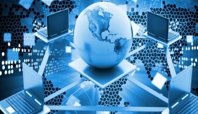 براجراف عن الانترنت