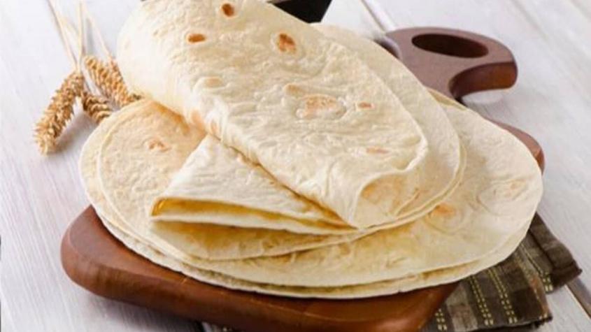 السعرات الحرارية في خبز الصاج
