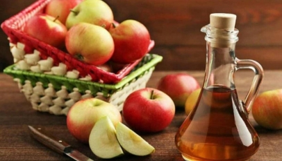 السعرات الحرارية في خل التفاح