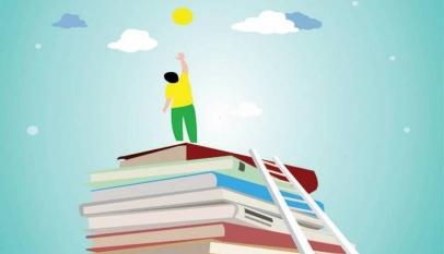 برجراف عن القراءة