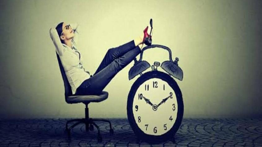 برجراف عن استثمار وقت الفراغ