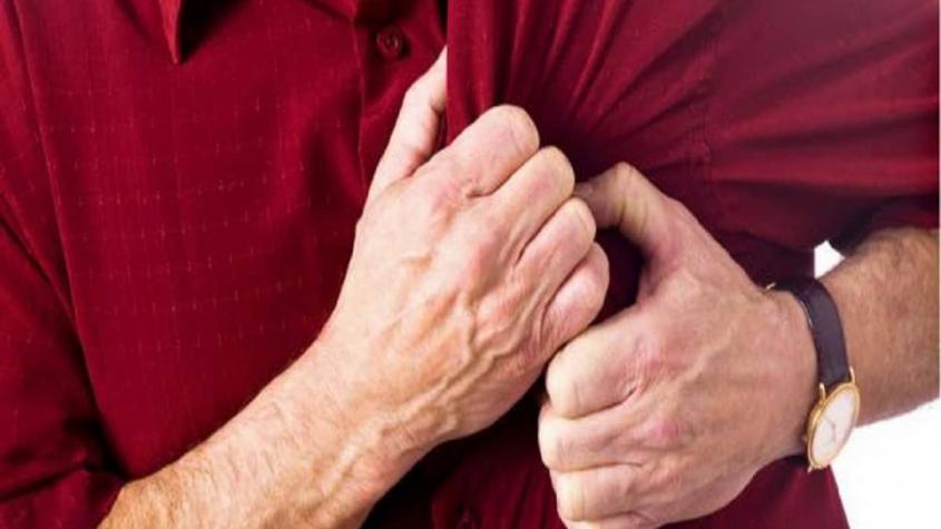 اعراض ارتفاع ضغط القلب