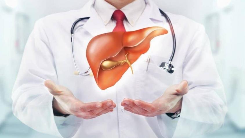 أعراض مرض الكبد في الجسم