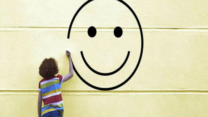 براجراف قصير عن مظاهر السعادة