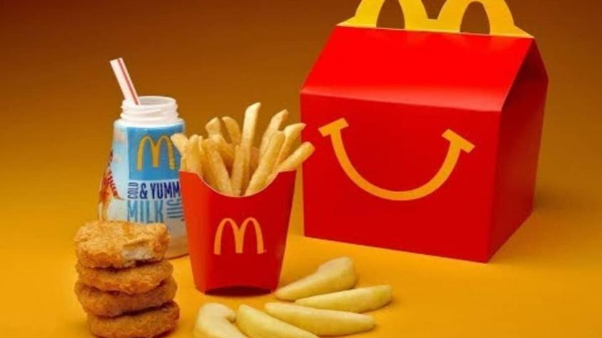 السعرات الحرارية في بطاطس ماكدونالدز