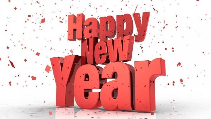 رسائل تهنئة بمناسبة العام الجديد