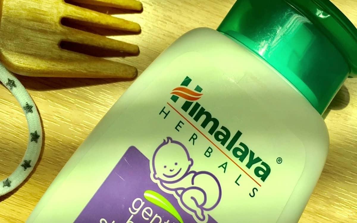 مكونات شامبو هيمالايا للاطفال