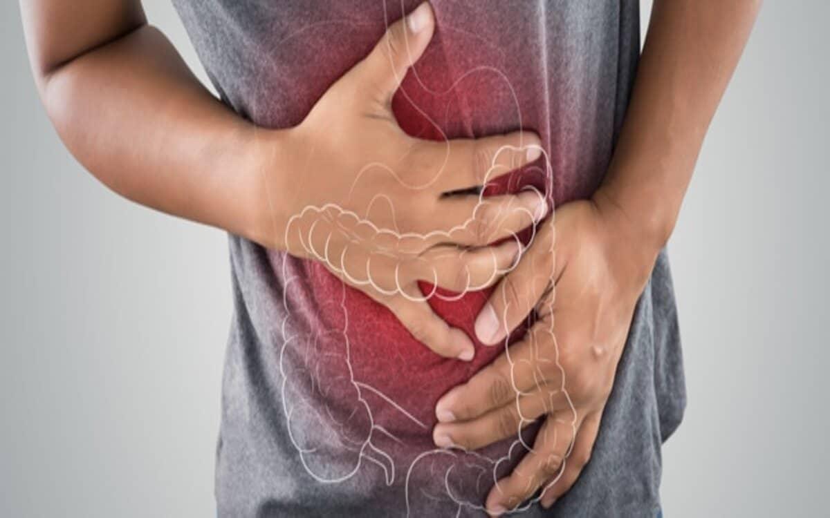 أعراض مرض القولون العصبي للأمعاء الغليظة